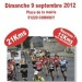 Trail de la St Aubeu : 9 septembre 2012